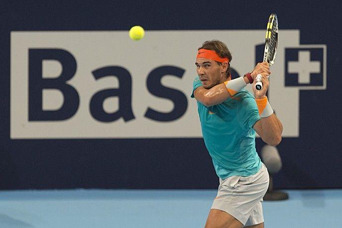 tenis rafael nadal basileia (Foto: EFE)