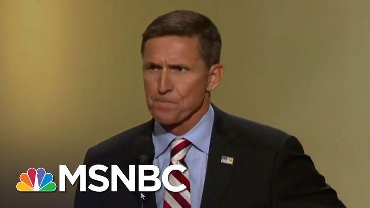 Debunked Hillary Clinton Scandal Figure Paid By Mike Flynn | Rachel Madd...