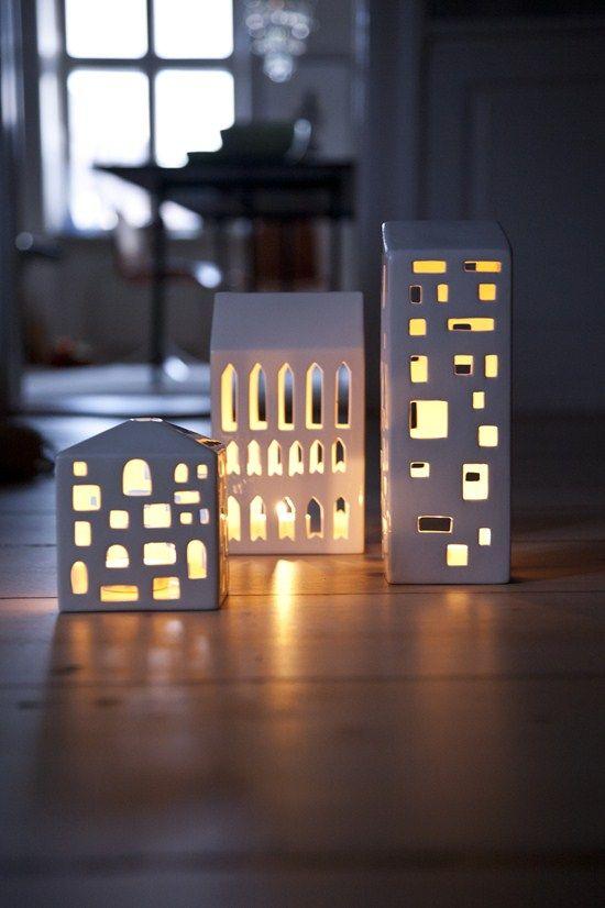 Urbania lyshus - mellomstort - Lobelia Hjem