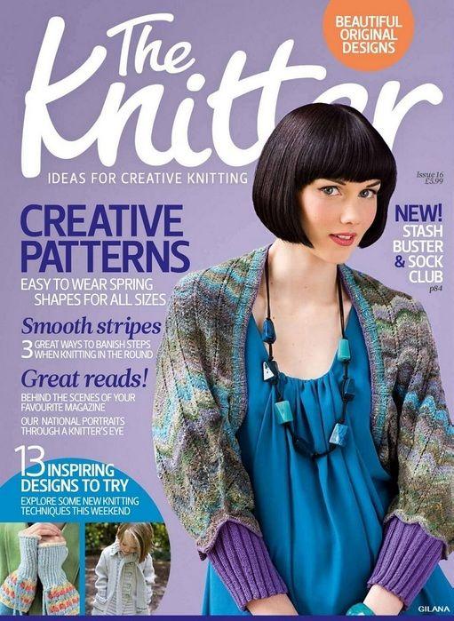 The Knitter 16-2010