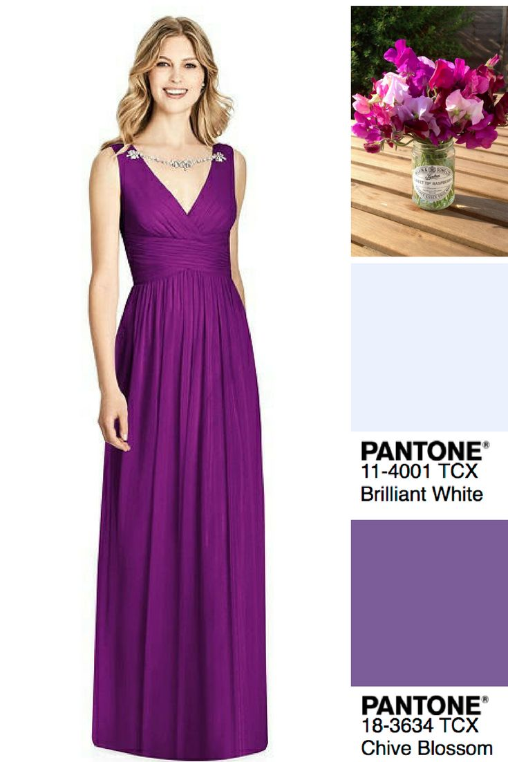 Sweet Pea Colors Are Perfect For A Rustic Wedding Day And Here We Show You Why