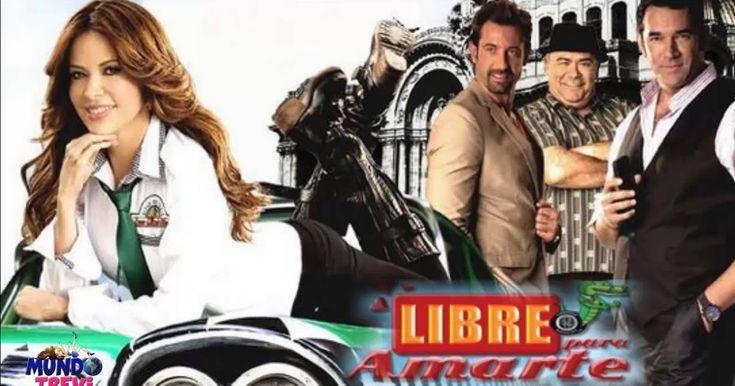 Libre para amarte es una telenovela mexicana producida por Emilio Larrosa para Televisa, adaptación de la serie colombiana de 2011, Los can...