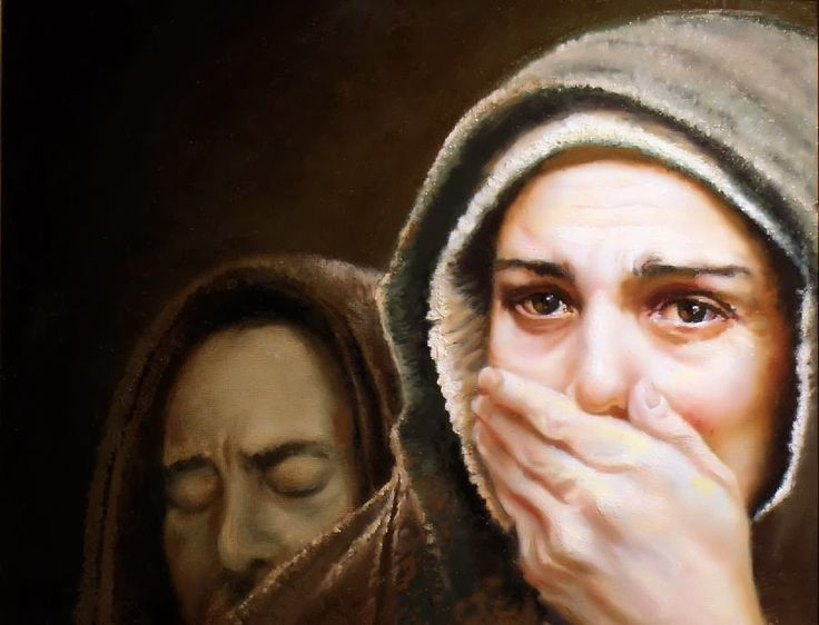 Women in the Scriptures: Being Called Woman