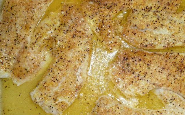 Fishing Central Crappie Scampi Recipe - World Fishing Network - If you like shrimp scampi, you will enjoy this crappie recipe. - World Fishing Network