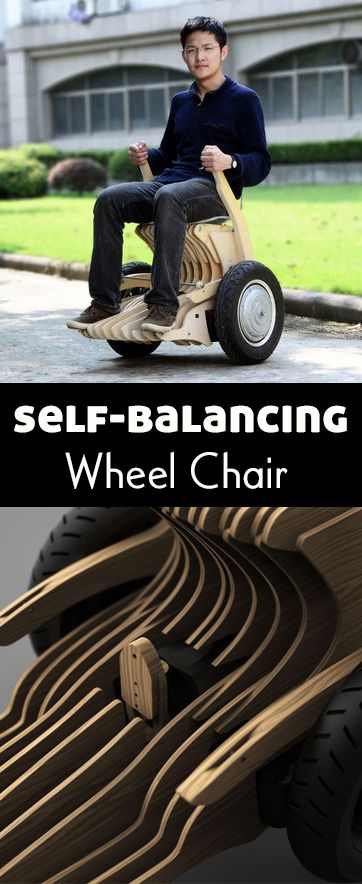 This project will show you the possibility of building your own Self-balancing wheel chair by using a cheap self- balancing scooter platform.