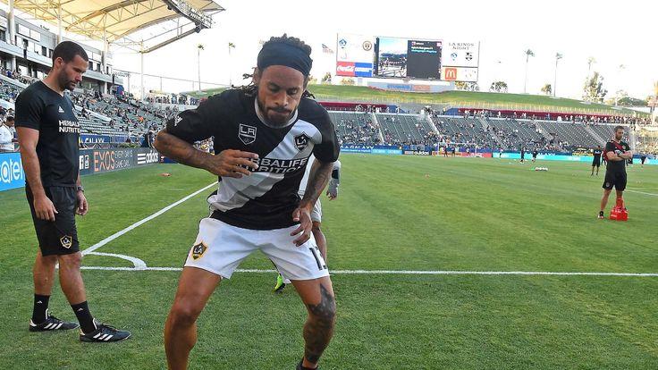 Halftime report: LA Galaxy 0, Philadelphia Union 0