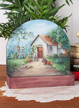 Best Images About Decorative Country Painting Pinterest How Paint Reindeer And
