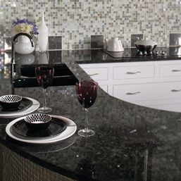 We love this monochromatic look from the Natural Stone Collection from Daltile