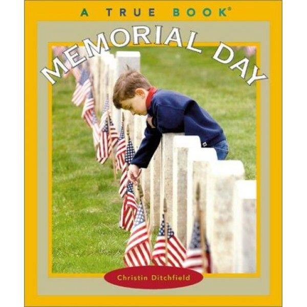 memorial day (true books: holidays)