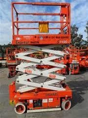 Hire Scissor Lift - SNORKEL S1930 - PER DAY available for Hire