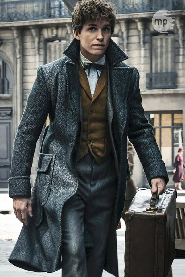 Fantastic Beasts 2 – New picture shows Newt and Jacob in Paris