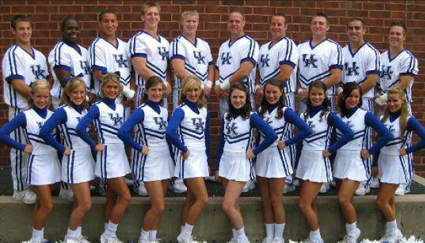 pictures of the kentucky wildcats | Kentucky Wildcats Cheerleading