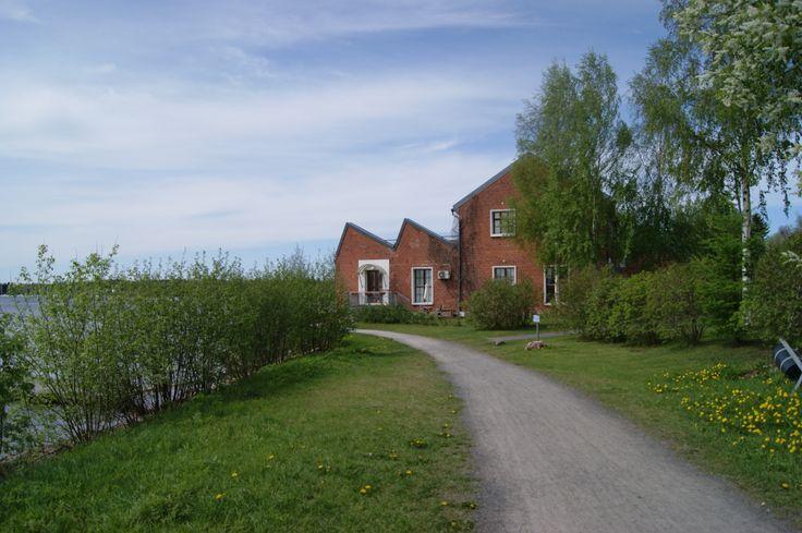 Pikisaari, island in Oulu Finland. May 2014. #Finland #Oulu #summer ©Marika Lindström