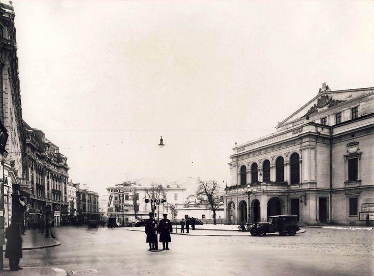 Piața Teatrului Național