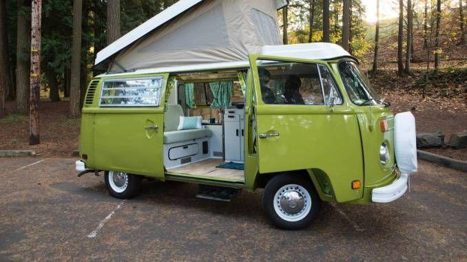 1976 Westfalia In Vancouver Wa Vw Bus Camper Camper Van Van
