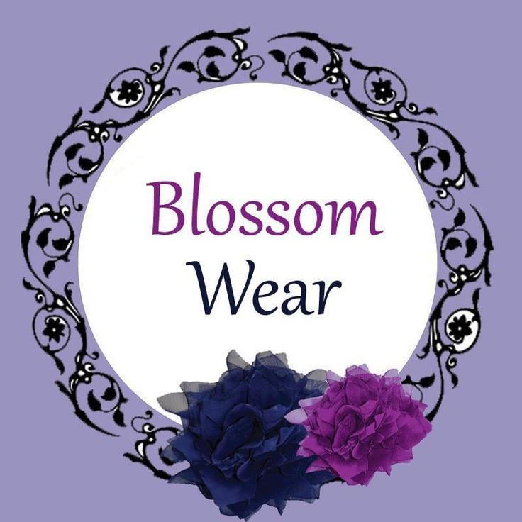 Brose si agrafe handmade  http://www.facebook.com/blossomwear