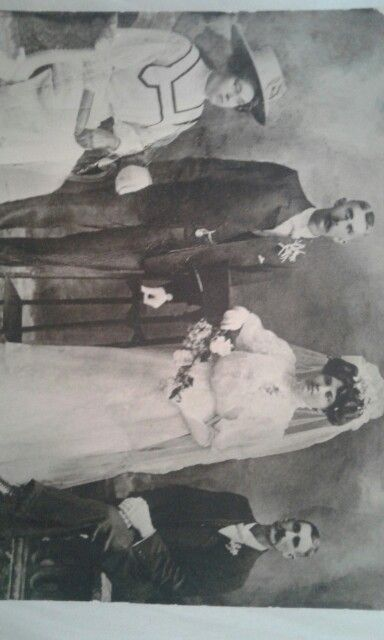 DF Malherbe's brother getting married to my great grandmother