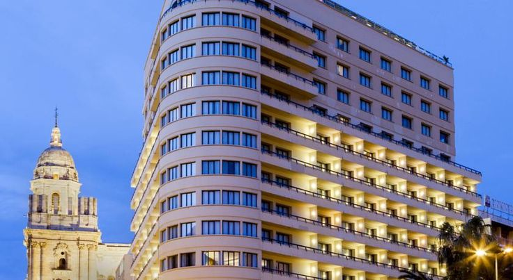 AC Hotel Malaga Palacio, a Marriott Lifestyle Hotel Málaga Located between Málaga Cathedral and Paseo del Parque, AC Hotel Malaga Palacio features a rooftop swimming pool and views of Málaga's port. It has a gym and rooms with flat-screen TVs.