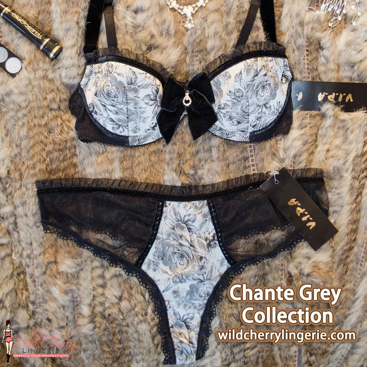 💍Chante Grey Lingerie Collection💍  Push Up #Bra (70A-85C) AUD $85.97 Black #lace accents this green bra #beautifully. Sexy and #sultry this bra is a delight under clothing lingerie or all on its own. #Beautiful rosette in the center of the bra accents this bra well and will help to center his attention.   G-String #Underwear (XS-XL) AUD $35.55 #Hot hot hot. That's what he'll say when he sees these super sexy #panties on you. Of course if you choose to keep these private that's OK too.