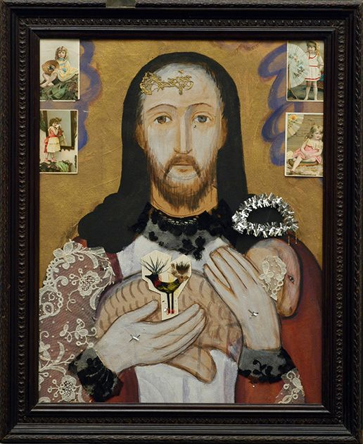 Easter, 1971 - 1984 - Сергей Параджанов - WikiArt.org