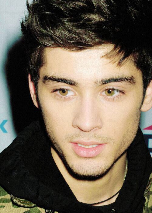 Zayn Malik - yeah i know a bunch of people that like my styles hate 1D but I can't help that Zayn's hot, okay?