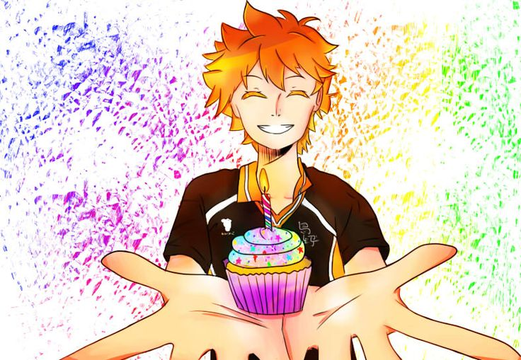for my best friend (/ 'v')/ Hinata