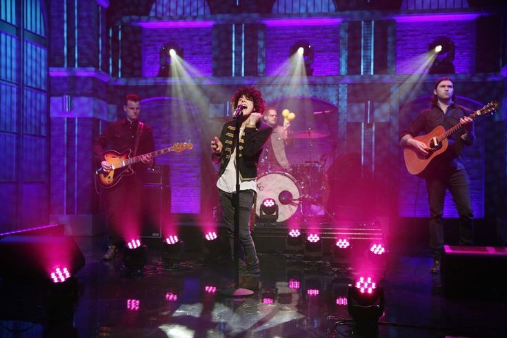 """LP performed her single """"Lost On You"""" on  """"Late Night With Seth Meyers."""" #LauraPergolizzi  Sorry, NBC deleted the video!!"""