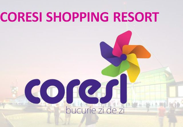 Cateva lucruri despre Coresi Shopping Resort!