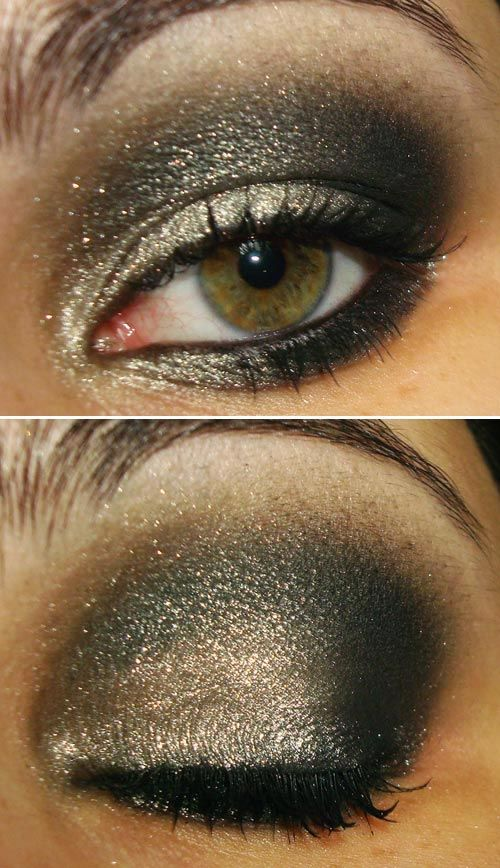 Chanel Illusion D'Ombre in Epatant 84 looks like a star