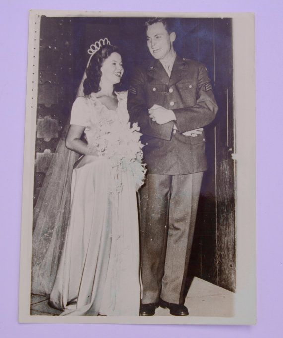 Shirley Temple Wedding  Official Associated Press by BiminiCricket