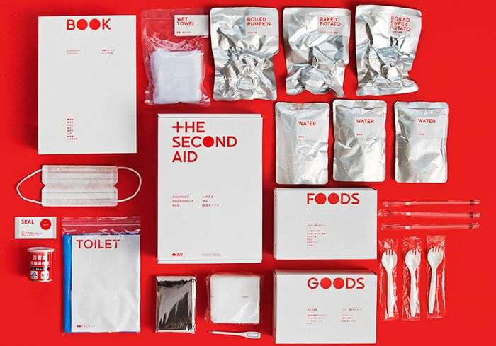 Things Organized Neatly takes on a new subcategory: disaster kit