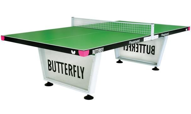 Butterfly Playground Outdoor Table Tennis Table BLUE or GREEN