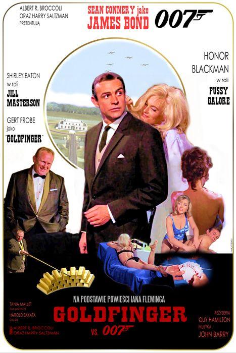 Agente 007. Missione Goldfinger (1964)