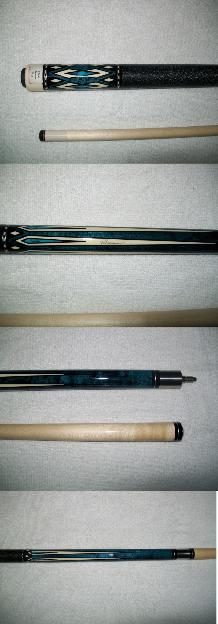 Cues 21568: New Custom J.Pechauer Pro Series Pool Cue P21-G -> BUY IT NOW ONLY: $550 on eBay!