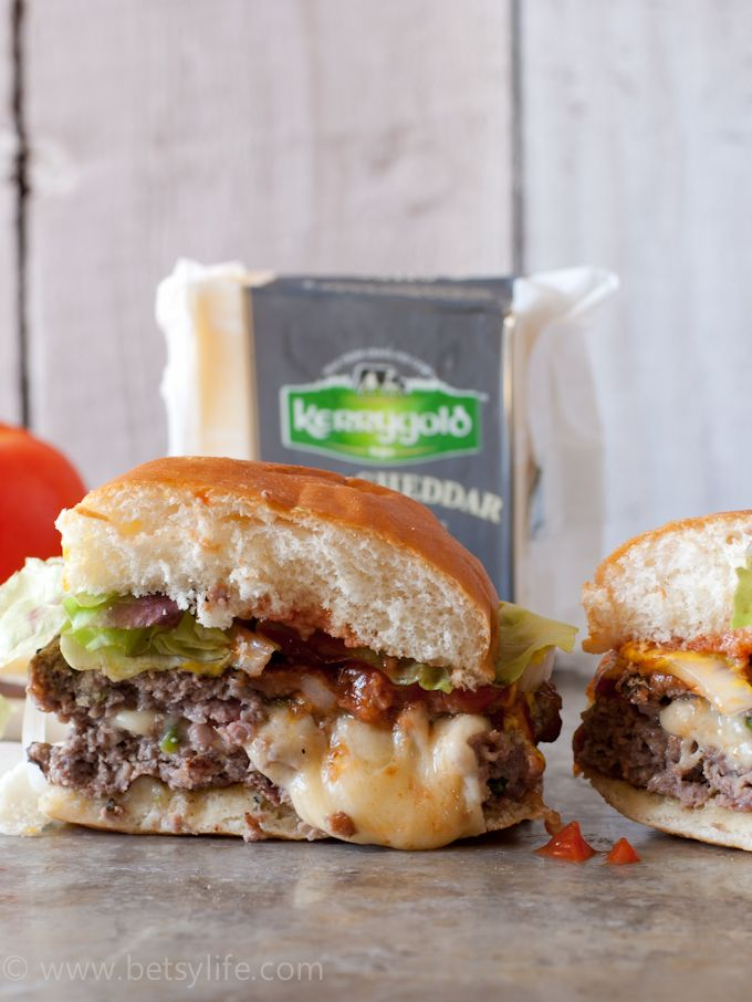 how to make juicy beef burger patties