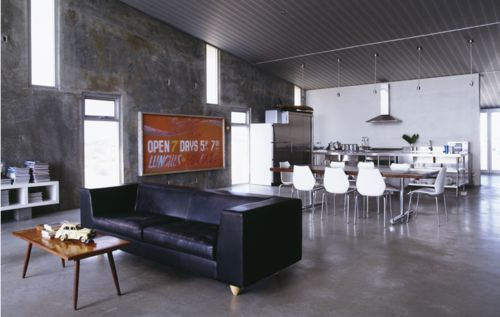 Industrial Studio Apartment industrial studio apartments | lv designs