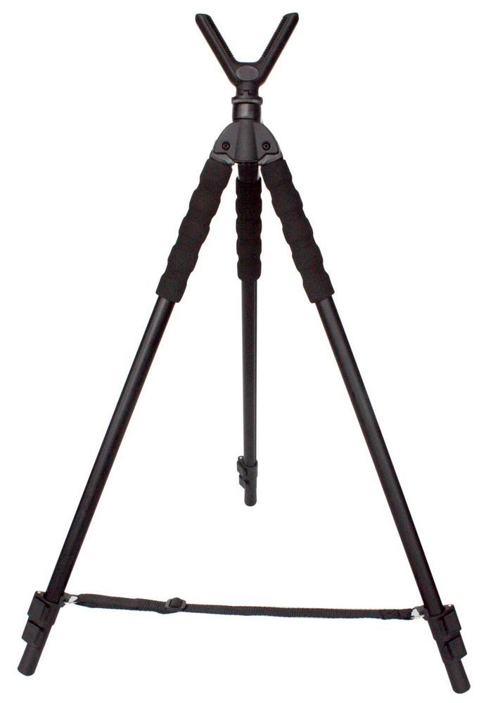 Tripods For Rifles Shooting Sticks Hunting Bipod Monopod Target Stand Deer Gifts