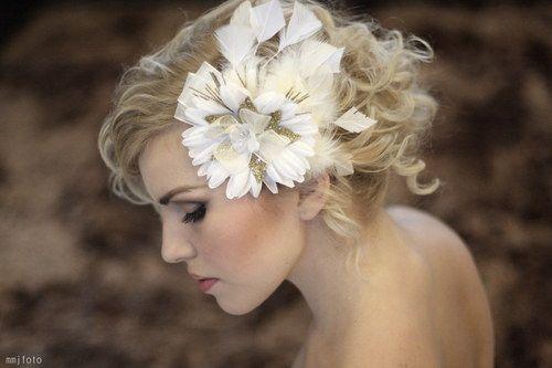 Fler inspirace - Pro nejkrásnější svatbu: Ozdoby do vlasů | Fler.cz