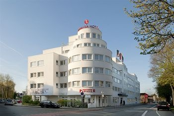 Ramada Hotel, Darmstadt, Germany.  Stayed here in 1997 when it was called the Treff Page Hotel.