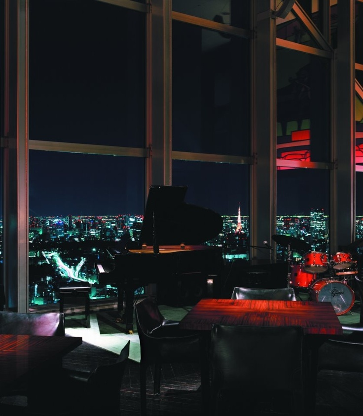 Park Hyatt Tokyo    #Goals