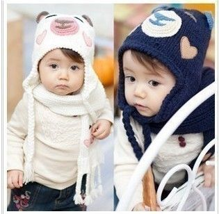 Find More Hats & Caps Information about Cool Bear and Pig shaped Warm Lovely Baby knitting hat winter beanies cap free shipping,MZ126,High Quality cap hat,China beanie caps wholesale Suppliers, Cheap cap for from Colin Global Trade Co., Ltd. on Aliexpress.com