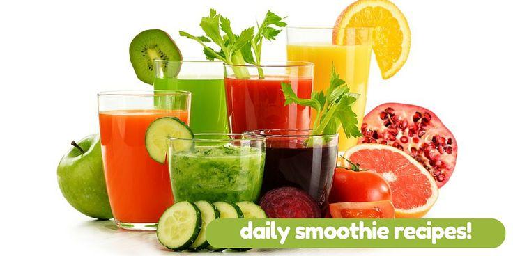 daily smoothie recipes!