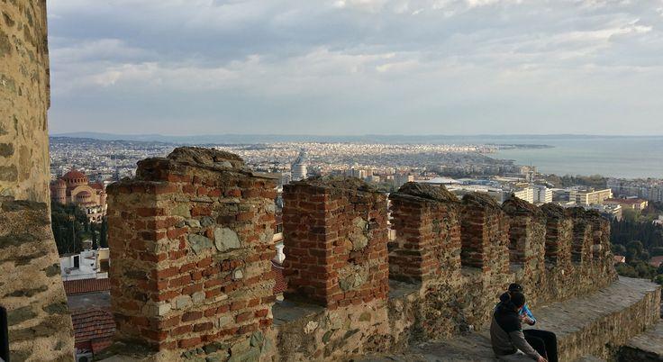 Κάστρα, Θεσσαλονίκη.