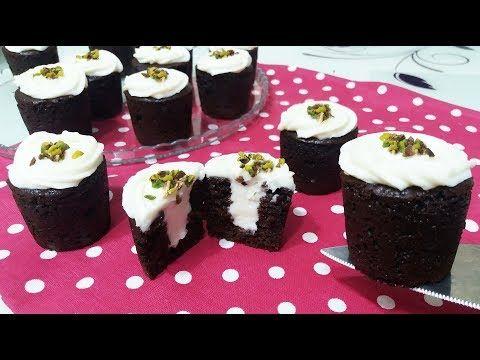 Karton Bardakta Kek Nasıl Yapılır-Bu Tarifi Çok Seveceksiniz-Pratik Şahane Kek Tarifi - YouTube