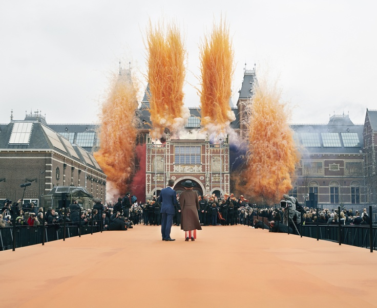 Rijksmuseum is open!