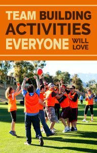 25+ best ideas about Corporate team building activities on ...