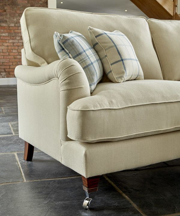 Genial Bella Fabric Sofa Range | Sofology