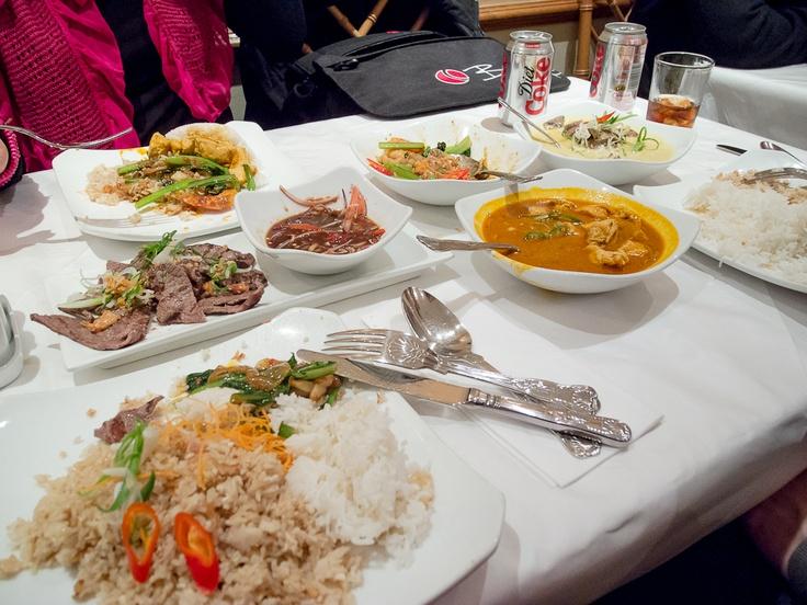 Lontoosta löytyy hyviä etnisiä ruokapaikkoja. Malesialainen osoittautui parhaimmaksi.