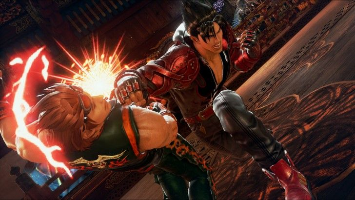 Download Jin Kazama vs Hwoarang Tekken 7 1920x1080