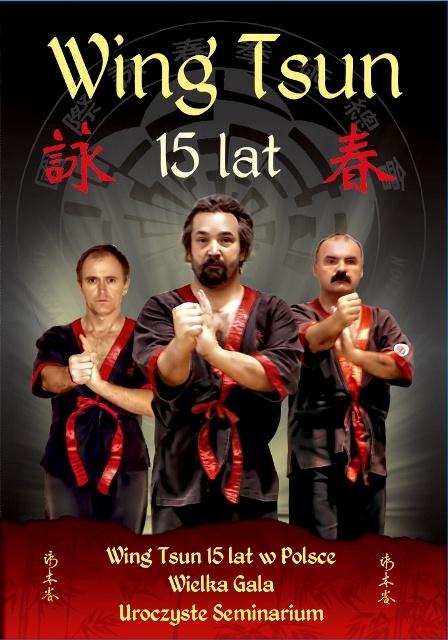 15 lat Wing Tsun Kung Fu w Polsce